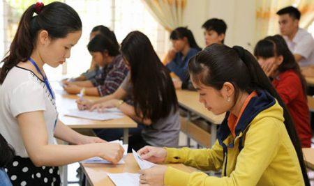 Chốt phương án thi tuyển sinh với 04 môn thi vào lớp 10 THPT không chuyên năm học 2019-2020 cùng nhiều nội dung mới