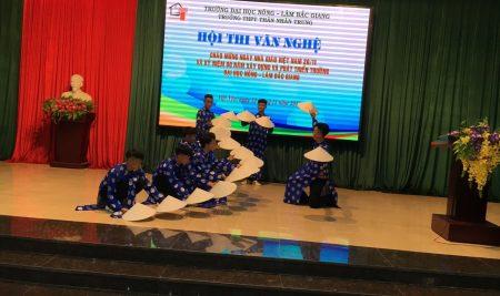 Sôi nổi chuỗi hoạt động chào mừng kỉ niệm ngày nhà giáo Việt Nam 20/11/2019 và kỉ niệm 60 năm xây dựng và phát triển Trường Đại học Nông – Lâm Bắc Giang (1959 – 2019)