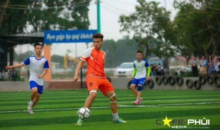 Khai mạc Giải bóng đá học sinh nam THPT huyện Việt Yên năm học 2020-2021