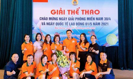 T-SCHOOL, MỘT MÙA GIẢI THỂ THAO THÀNH CÔNG