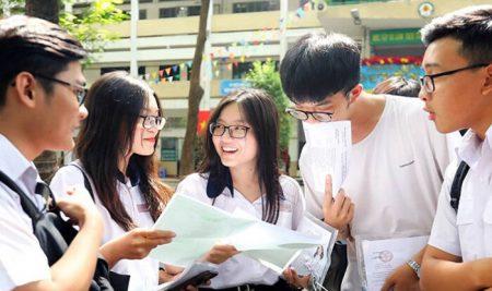Thông báo tuyển sinh vào lớp 10 năm học 2021 – 2022